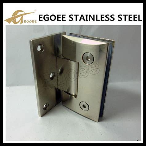 Stainless Steel Glass Door Hinges Sus304 Stainless Steel Hinge For Glass Door Glass Shower Door Hinge Hardware Buy Hinge For