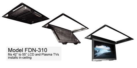 Ceiling Flip Tv Lift by Liftmytv Introduces The Next Generation Flp 310 Ceiling