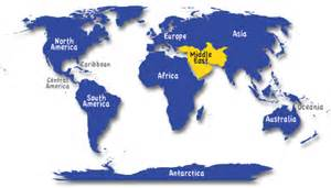 middle east map of the world middle east countries capitals it all