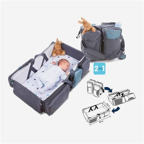 Super Convenient Changing Station Crib For Lil Ones On Bag Changing Table