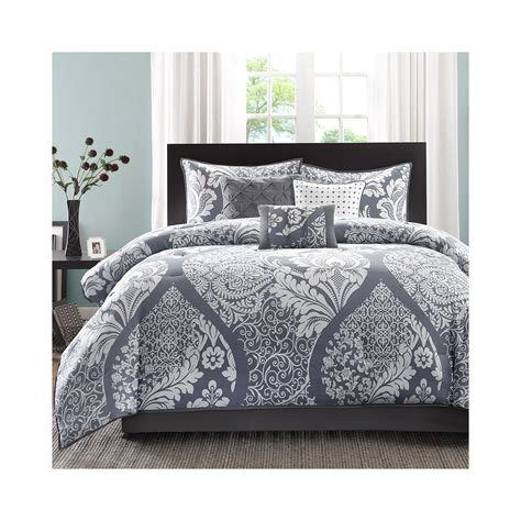 7 Comforter Set Cheap by Cheap Liz Claiborne Belaire 4 Pc Jacquard Comforter Set