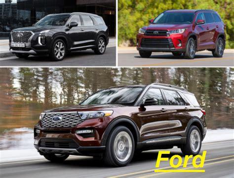 Ford K 2020 by 2020 Ford Explorer 2020 Ford Explorer Vs Chevy Honda Kia