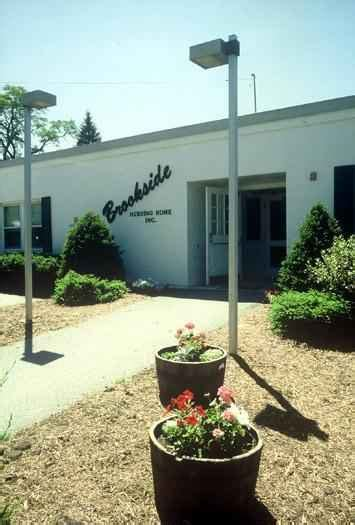 brookside nursing home inc in white river junction