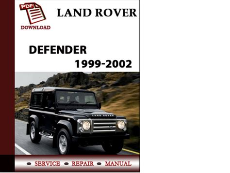 car repair manuals online free 2000 land rover discovery electronic throttle control service manual 1997 land rover defender service manual