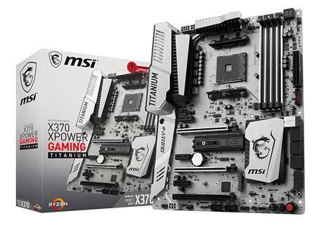 Msi B350 Tomahawk Plus Am4 Amd Promontory B350 Ddr4 Limited jual msi x370 sli plus am4 amd x370 atx motherboards