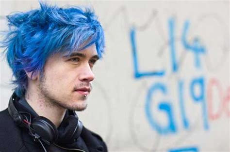 steely gray blue hair color for men 20 hair color men mens hairstyles 2018