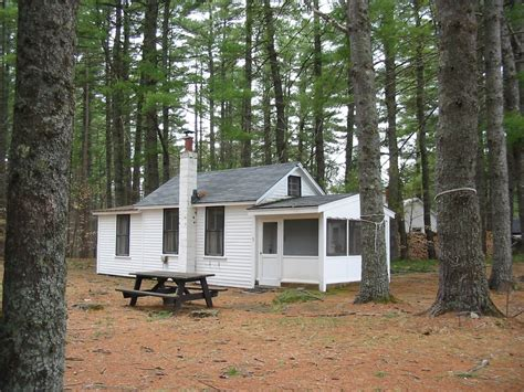 tiny cottage for rent lee nh conway lakeside cottages vacation rentals 414 mill st