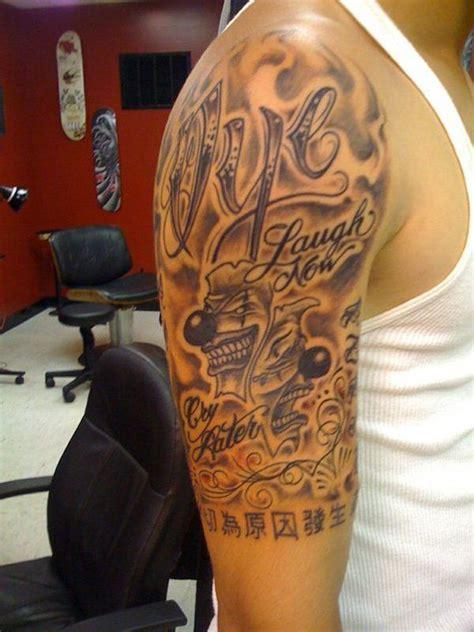 quarter half sleeve tattoo 40 quarter sleeve tattoos quarter sleeve tattoos tattoo