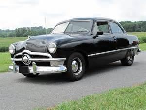 1950 Ford Sedan 1950 Ford Custom 2 Door Sedan Barrett Jackson Auction