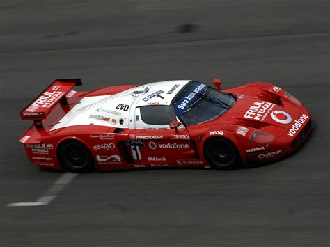 maserati mc12 race car 2006 maserati mc12 racing mugello angle red