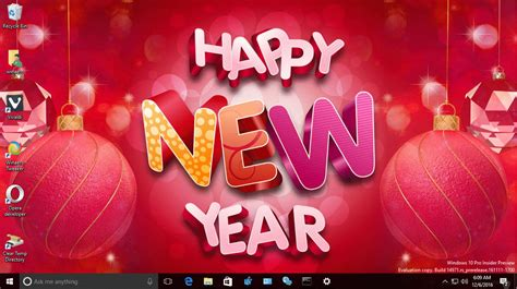 windows themes new year new year 2017 theme for windows 10
