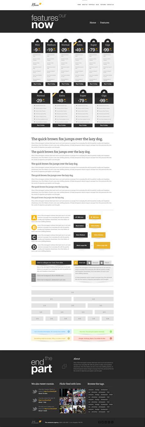 theme wordpress klean klean wordpress responsive theme wordpress themes on