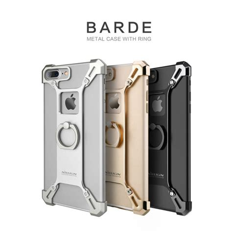 Nillkin Barde Iphone 7 7 Plus Metal Casing Ring Holder Keren nillkin barde metal with ring for apple iphone 7 4 7 quot iphone 7 plus 5 5 quot us 15 9