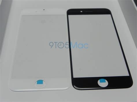 Lcd Iphone 4 5g Original Bekas Minus front panels for black and white 4 7 inch iphone 6 surfaces iclarified