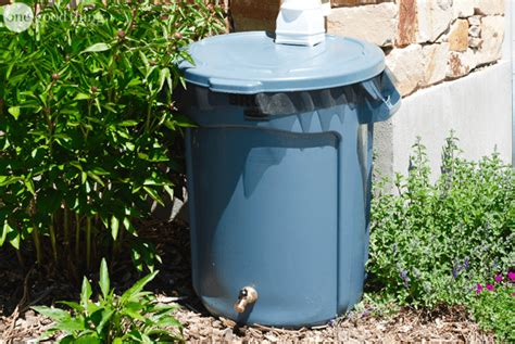 how to make your own rain barrel one good thing by jillee