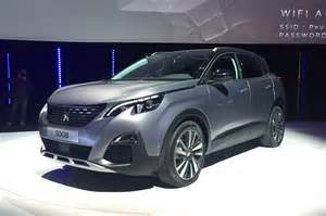 Peugeot 3008 Colours New Peugeot 3008 Goes Suv Price Specs And Release