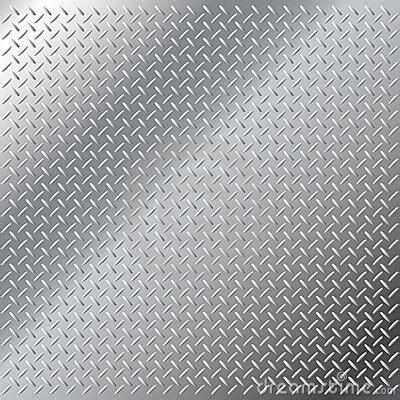 stainless steel small diamond tread pattern royalty