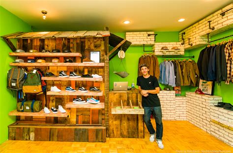 New Shop by Orchard Skate Shop Opens New Store On End Waterfront