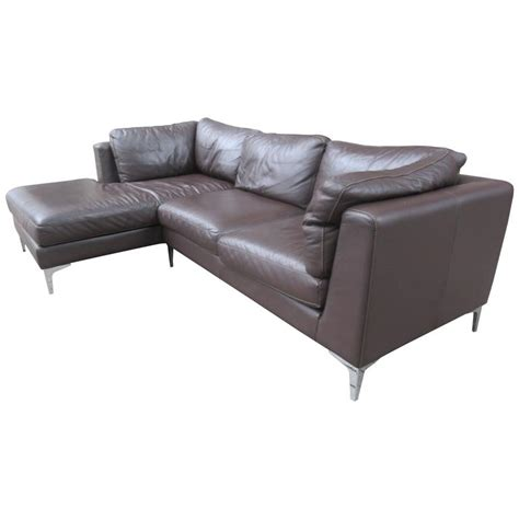 design within reach in house sectional sofa at 1stdibs