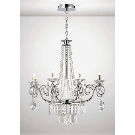 8 light pendant chandelier diyas 8 light ceiling chandelier pendant in polished