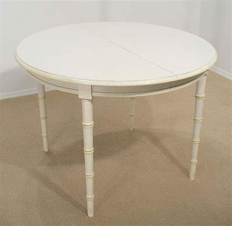 faux bamboo table legs faux bamboo legs white dining table