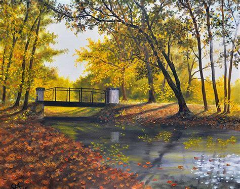 imagenes de paisajes oleo imagenes de pinturas de paisajes al oleo imagui