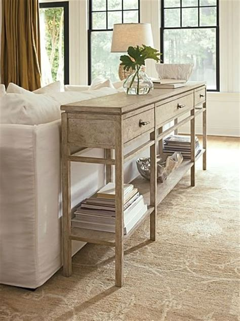 behind sofa table storage 17 best ideas about table behind couch on pinterest
