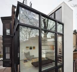 narrow row house modern washington d c row house idesignarch interior design architecture interior