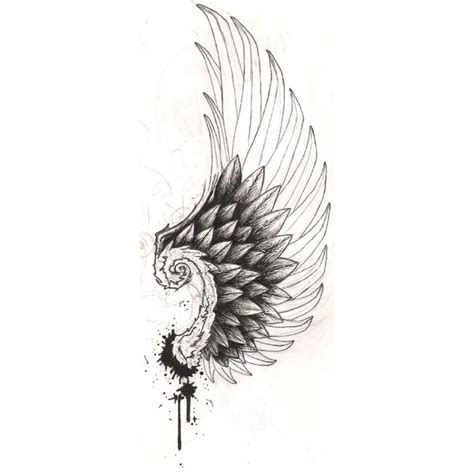 hermes wing by illgrl on deviantart