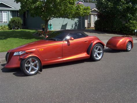 how cars work for dummies 2001 chrysler prowler regenerative braking 2001 plymouth prowler information and photos momentcar