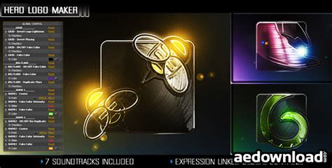 Maker Archives Free After Effects Template Videohive Projects Maker Fx Templates