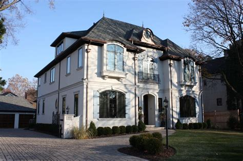 french roof exterior traditional with french provincial historic lagrange home traditional exterior chicago