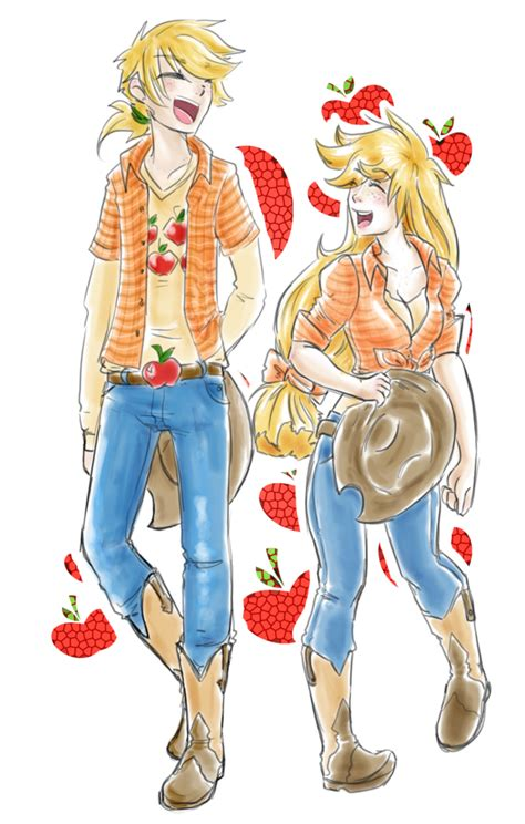 human mlp x male reader fanfic lemon mlp human genderbender applejack by himram on deviantart