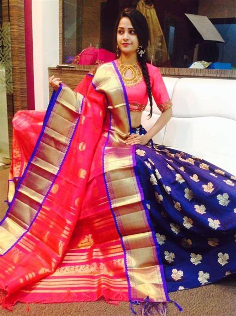 hairstyle ideas with saree 14 traditional half saree hairstyle ideas tips keep me