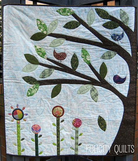 Family Tree Quilt Pattern by Family Tree Quilt Flickr Photo