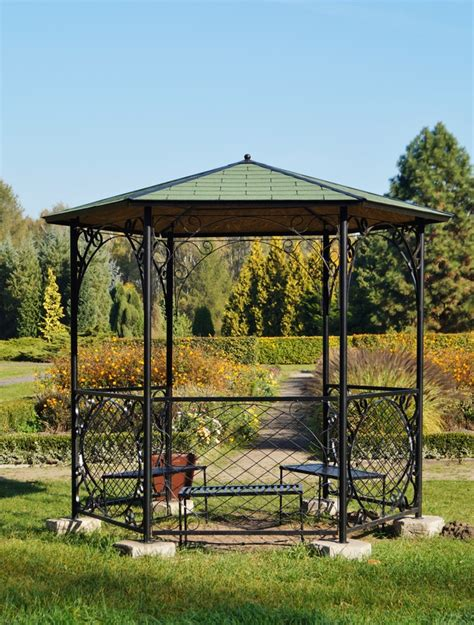 gazebo in ferro gazebo da giardino tendapro it