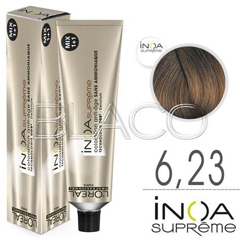 inoa supreme inoa supreme colorazione senza ammoniaca 6 23 60gr in
