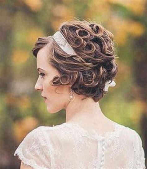 wedding hairstyles  short hair   love pretty