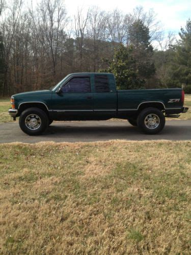 find used 98 chevy silverado z71 highest bidder wins