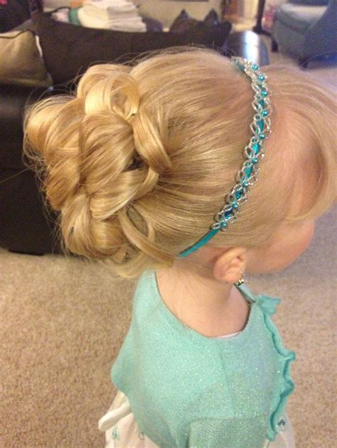 little girl hairstyles updo 17 best images about child updos on pinterest updo