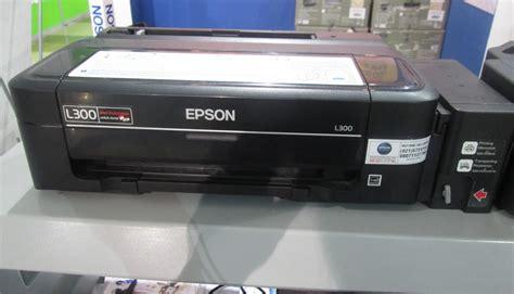Printer Epson Surabaya jual printer epson l300 harga murah surabaya oleh globalindo kencana sakti