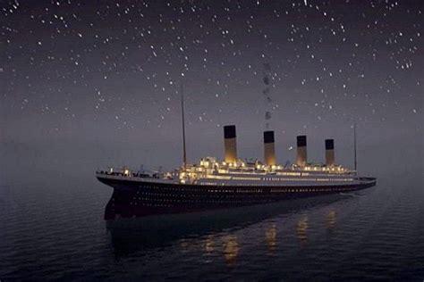 film titanic bateau 2 h 40 pour revivre le naufrage du titanic en temps r 233 el