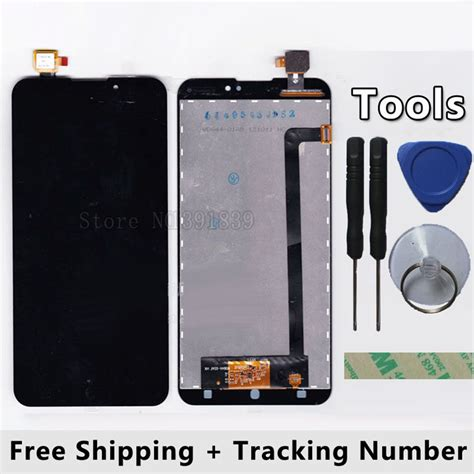 Lcd Cross Evercoss A33a Original lcd display touch screen digitizer glass panel for umi