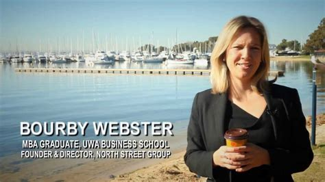 Webster Mba by Bourby Webster Mba Graduate