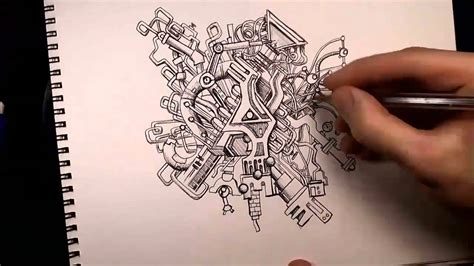 draw doodle my epic doodle compilation
