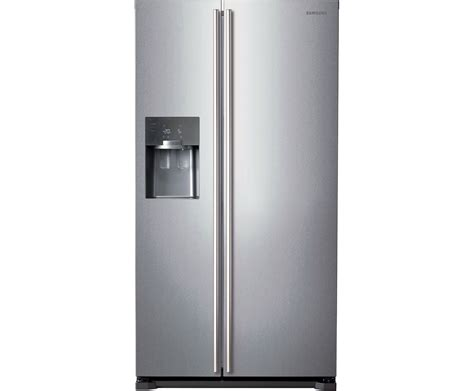 Freezer Sharp Fr 189 silver american fridge freezer shop for cheap fridge