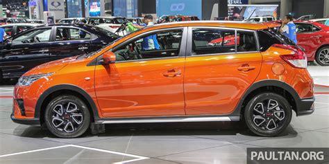 Toyota Yaris S Trd 2016 galeri toyota yaris trd sportivo di bangkok 2016 image 466241