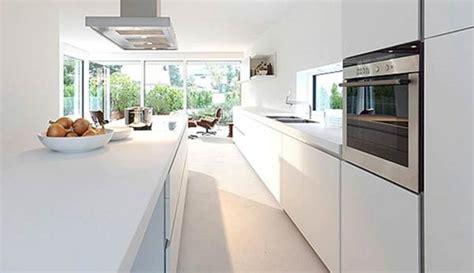 bulthaup b1 bulthaup b1 cocina minimalista en color blanco interiores