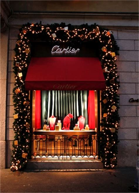 Decorate Home Games cartier milan christmas 2010 italy