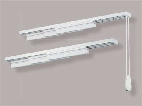 binari tende a soffitto binario per tende da soffitto casamia vansangiare